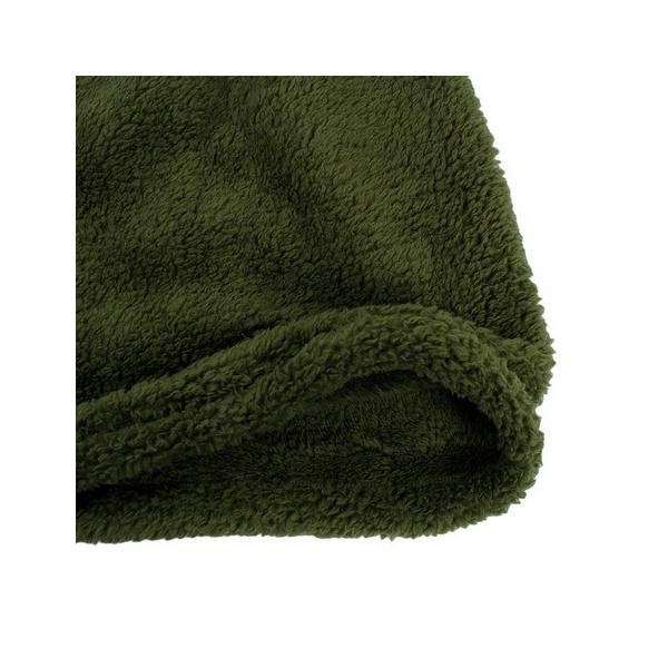 チャムス(CHUMS) フリースエルモスカート CH18-1080 Khaki (Lady's)|lbreath|04