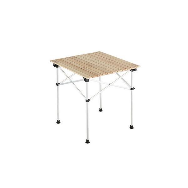 コールマン(Coleman) ナチュラルウッドロールテーブル 65 2000023502 キャンプ バーベキュー (Men's、Lady's)|lbreath