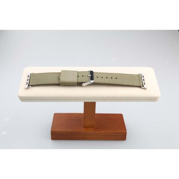 アップルウォッチ 44mm/40mm/38mm/42mm用 専用バンド Apple watch ベルト バンド 交換バンド 連結パーツ付属 取り付け簡単 38mm 42mm ビジネス B7|lcsime-shop|07