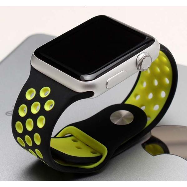 Apple Watch バンド iPhoneウォッチ 38mm 42mm バンド 高級 バンド アップルウォッチ ベルト Apple Watch バンド ベルト  簡単交換 Apple Watch B1|lcsime-shop|02