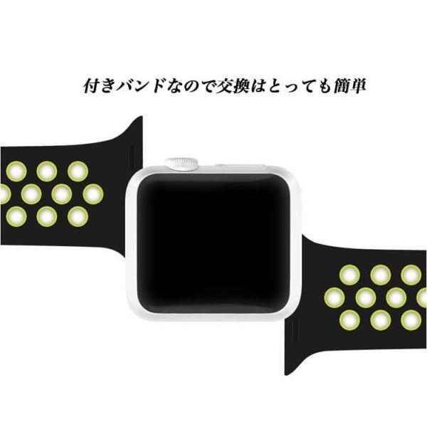 Apple Watch バンド iPhoneウォッチ 38mm 42mm バンド 高級 バンド アップルウォッチ ベルト Apple Watch バンド ベルト  簡単交換 Apple Watch B1|lcsime-shop|03