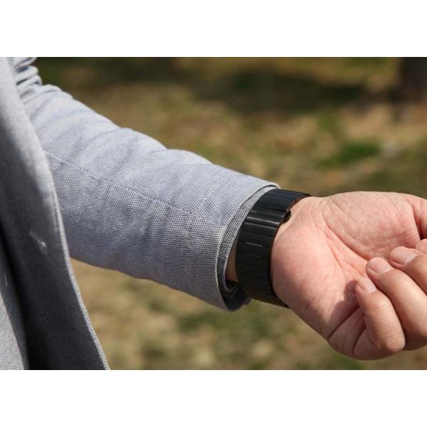 アップルウオッチ パーツ付きスマート腕時計バンド ステンレス鋼 ベルト Apple Watch リンクブレスレット40/38mm 44/42mmステンレスベルトB18|lcsime-shop|04