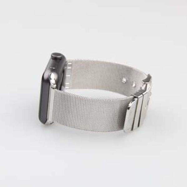 アップルウオッチ パーツ付き ステンレス鋼  ミラネーゼ メッシュ   40/38mm  44/42mm Apple WatchSeriesSE Series6 Series5/4/3/2 交換 ベルト  B22|lcsime-shop|02
