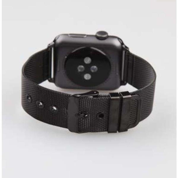 アップルウオッチ パーツ付き ステンレス鋼  ミラネーゼ メッシュ   40/38mm  44/42mm Apple WatchSeriesSE Series6 Series5/4/3/2 交換 ベルト  B22|lcsime-shop|06