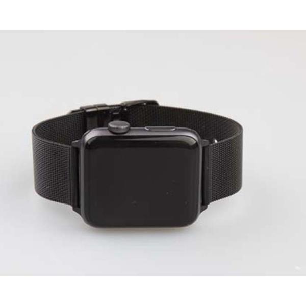 アップルウオッチ パーツ付き ステンレス鋼  ミラネーゼ メッシュ   40/38mm  44/42mm Apple WatchSeriesSE Series6 Series5/4/3/2 交換 ベルト  B22|lcsime-shop|08
