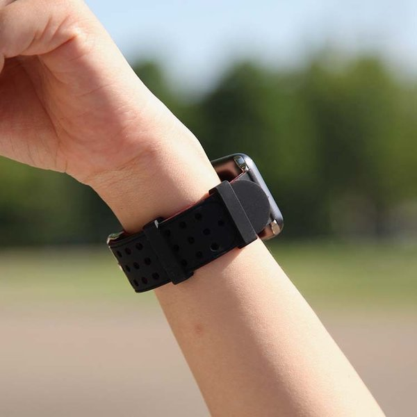 アップルウオッチ パーツ付き スマート腕時計ンバド シリコン ラバー 22mm 24mm 腕時計ベルト  替えベルト 交換 スポース   Apple Watch Series 4/3/2/1 b27|lcsime-shop|02