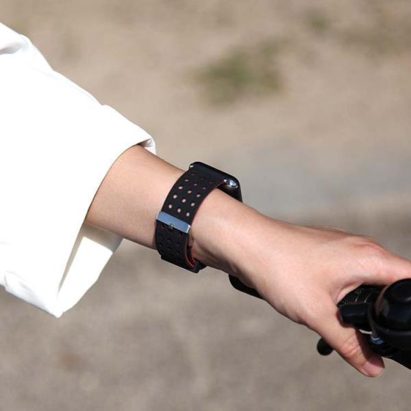 アップルウオッチ パーツ付き スマート腕時計ンバド シリコン ラバー 22mm 24mm 腕時計ベルト  替えベルト 交換 スポース   Apple Watch Series 4/3/2/1 b27|lcsime-shop|14