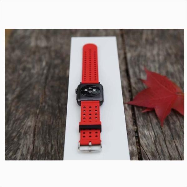 アップルウオッチ パーツ付き スマート腕時計ンバド シリコン ラバー 22mm 24mm 腕時計ベルト  替えベルト 交換 スポース   Apple Watch Series 4/3/2/1 b27|lcsime-shop|06