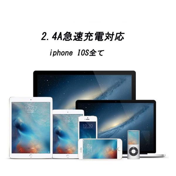 Apple Lightning USB ケーブルiPhoneX iPhone8/8Plus/7/7plus/6 plus/SE/5S iPad 対応  防塵機能磁気吸収 保証付き 正規ライセンス 着脱式 磁石 LEDライト coco. lcsime-shop 13