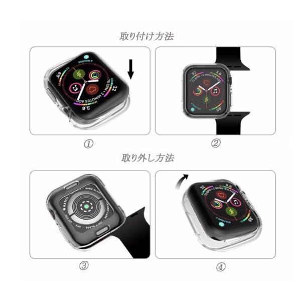 アップルウォッチバンド Apple Watch42mm/38mm/40mm/44mm &hoco. メッキ加工弧状設計ケースセットApple Watch Series 5/4/3/2/ 1 長さ調節器具付き! SET lcsime-shop 12