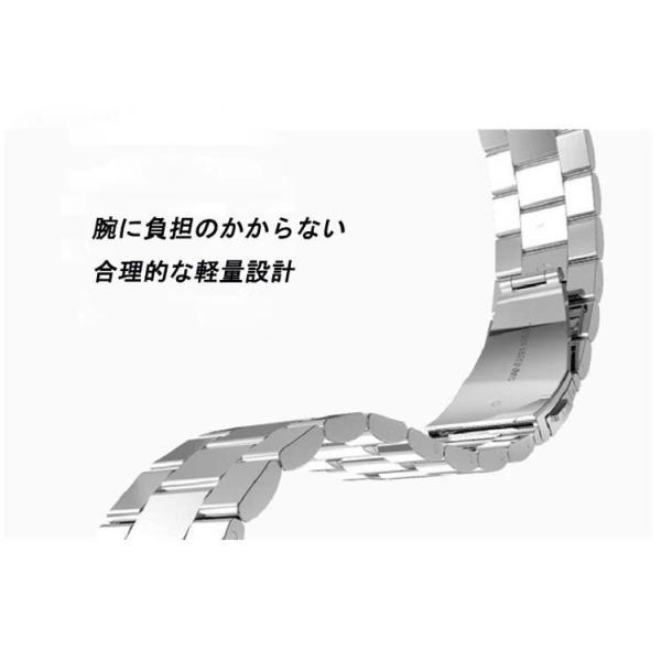 アップルウォッチバンド Apple Watch42mm/38mm/40mm/44mm &hoco. メッキ加工弧状設計ケースセットApple Watch Series 5/4/3/2/ 1 長さ調節器具付き! SET lcsime-shop 06