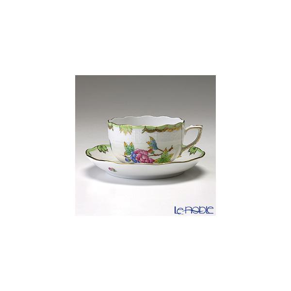 RoomClip商品情報 - ヘレンド(Herend) ヴィクトリア・ブーケ 00724-0-00/724 ティーカップ&ソーサー 200cc アフタヌーンティー