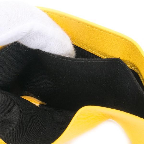 バレンシアガ 財布 三つ折り財布 ミニ財布 レディース ペーパー ミニウォレット BALENCIAGA 391446 DLQ0N 7155 薄型 薄い 名入れ le-premier 06