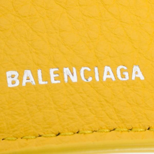 バレンシアガ 財布 三つ折り財布 ミニ財布 レディース ペーパー ミニウォレット BALENCIAGA 391446 DLQ0N 7155 薄型 薄い 名入れ le-premier 07