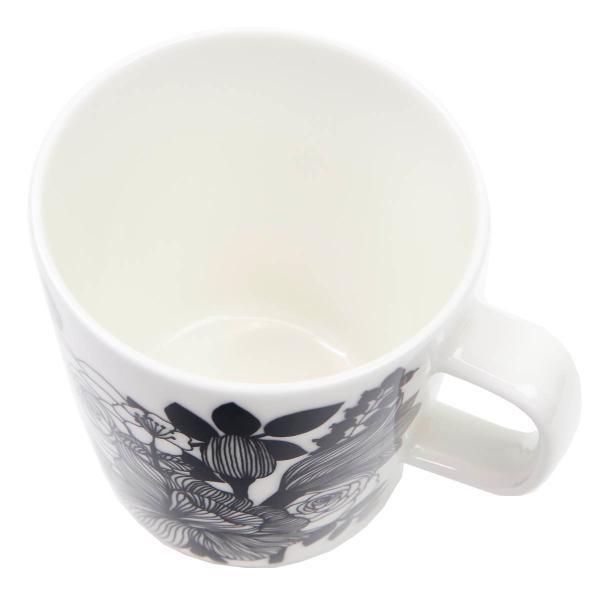 名入れ マリメッコ マグカップ 新品 正規品 marimekko 陶磁器 雑貨 コップ 北欧 メンズ レディース 名入 名前入り 北欧雑貨 花柄 ブランド|le-premier|04
