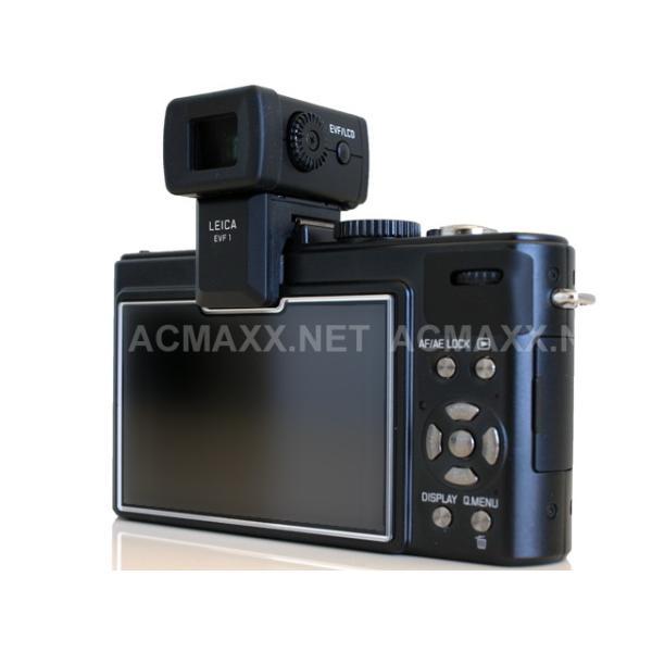 ACMAXX ライカ Leica D-Lux5 / Lux6 / DMC-LX5 / LX7 ビューファインダー EVF1 仕様 液晶保護アーマー