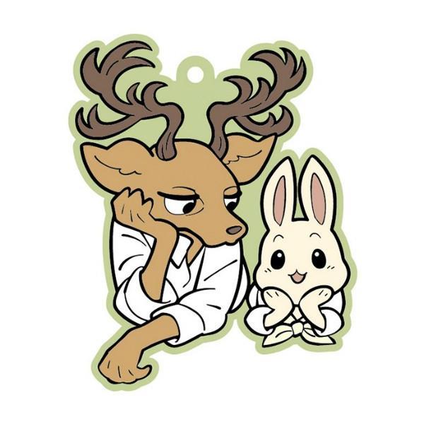 【ルイ&ハル】 ラバーマスコット バディコレ BEASTARS