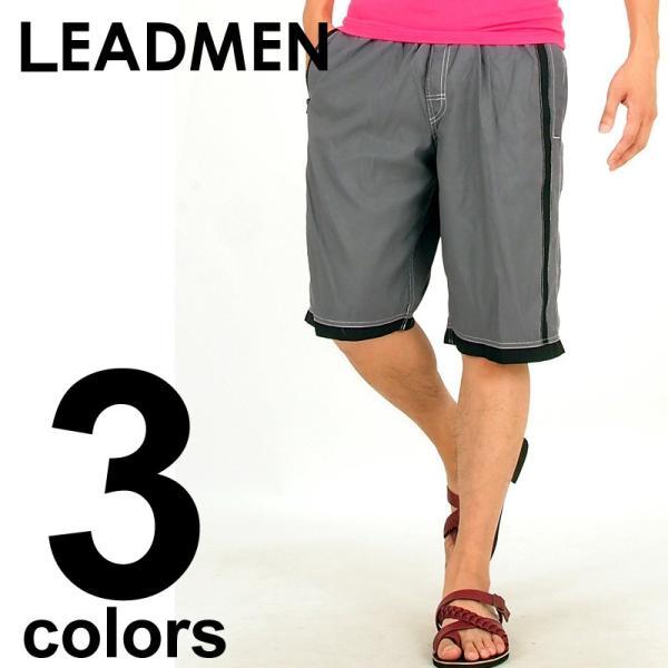 水着 サーフパンツ メンズ 海水パンツ 海パン スイムウェア メンズファッション 通販|leadmen