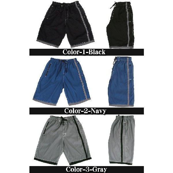 水着 サーフパンツ メンズ 海水パンツ 海パン スイムウェア メンズファッション 通販|leadmen|02