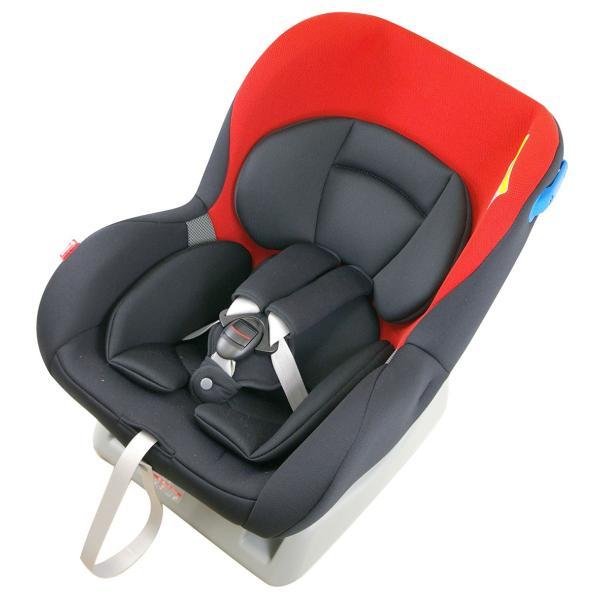 メーカー直販 チャイルドシート 新生児 0-4歳頃 日本製 リーマン ネディ Life|leaman|02