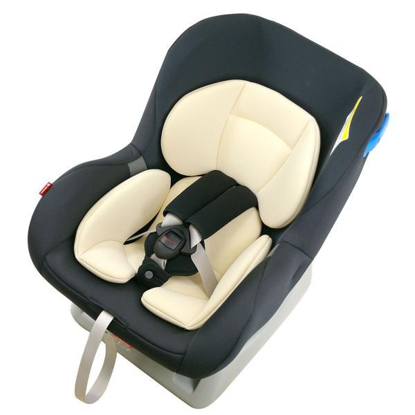 メーカー直販 チャイルドシート 新生児 0-4歳頃 日本製 リーマン ネディ Life|leaman|03