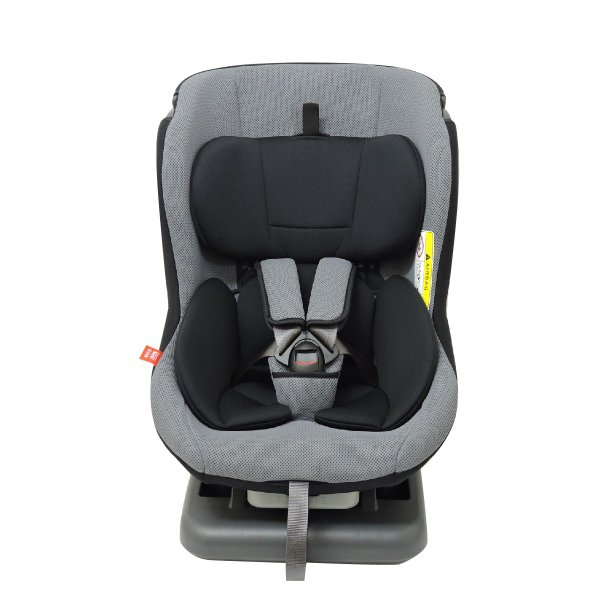 チャイルドシート 新生児対応 0-4歳 リーマン ネディアッププラス グレー 日本製 メッシュカバータイプ|leaman|11
