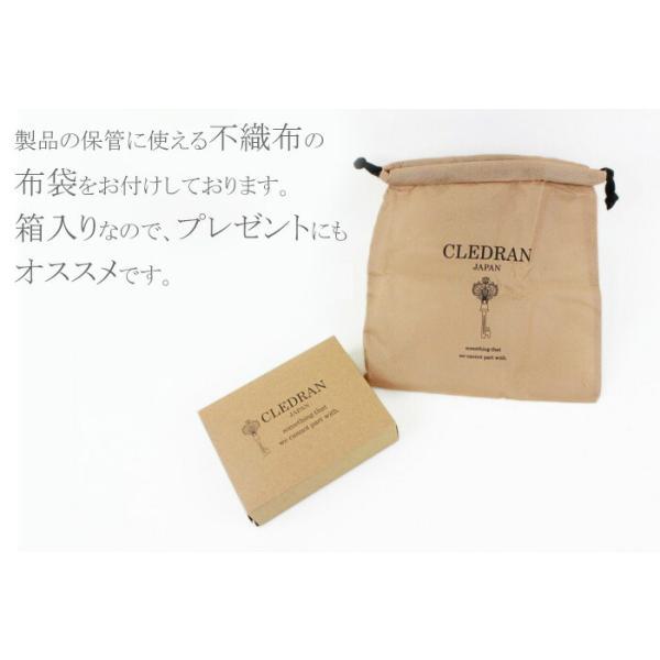 ( クーポン利用不可 )  CLEDRAN クレドラン MARCHE レザーウォレット L字ファスナー 財布 ミニ財布 コンパクト シンプル  CL1462  レディース|leap-town|11