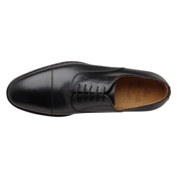 バーウィック Berwick ストレートチップ 1251 ブラック ダイナイトソール 紳士靴 革靴 本革 靴 leatherrbt 07