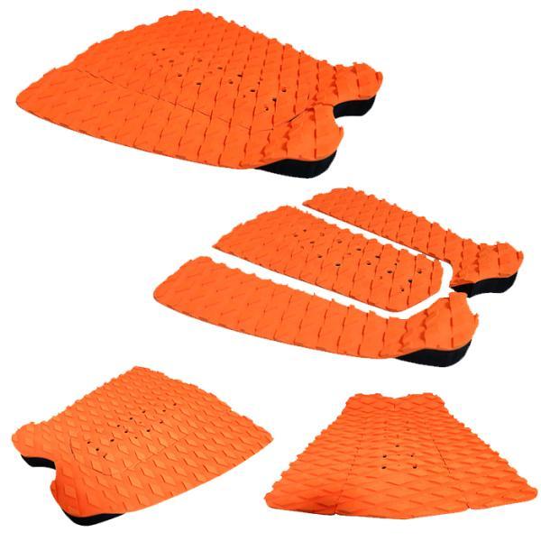 サーフィンデッキパッド デッキパッチ ロゴ無し デッキグリップ サーフィングッズ deckpad  deckgrip 迷彩 カモフラ柄 ボーダー チェック|leathers|06