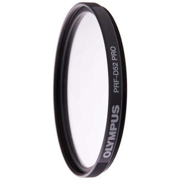 OLYMPUS プロテクトフィルター ミラーレス一眼 PEN用  52mm PRF-D52PRO|lechantilly