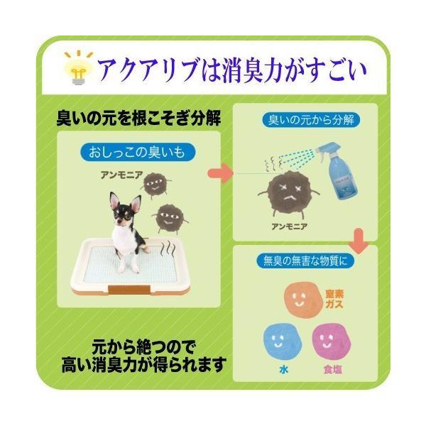 アクアリブ原液4リットル 次亜塩素酸水 除菌 消臭 ペット 赤ちゃん ウイルス|lechien-life|05