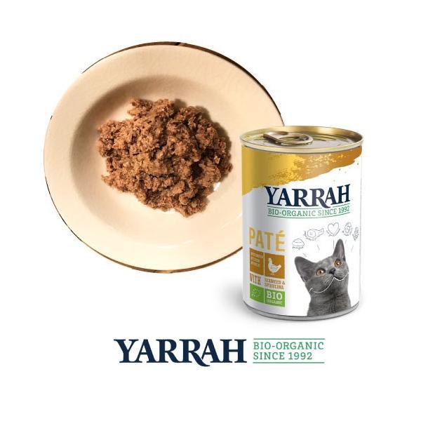 ヤラー(YARRAH)キャットディナーチキン缶400g|lechien-life|02