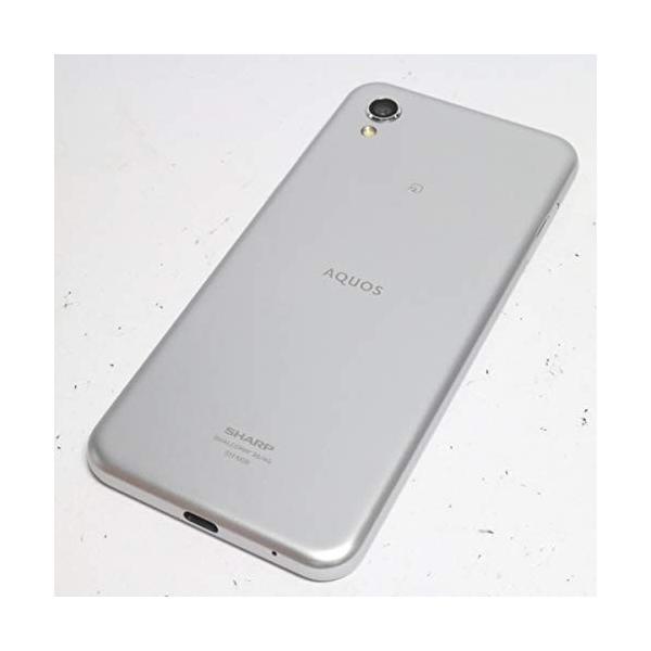シャープ AQUOS sense2 SH-M08 ホワイトシルバー5.5インチ SIMフリースマートフォン[メモリ 3GB/ストレージ 32GB/IG|lectia|02