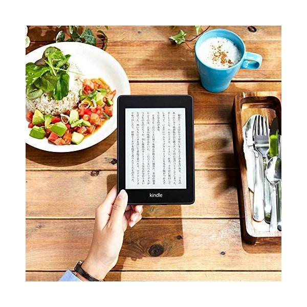 Kindle Paperwhite 防水機能搭載 Wi-Fi 8GB 広告つき 電子書籍リーダー lectia 05