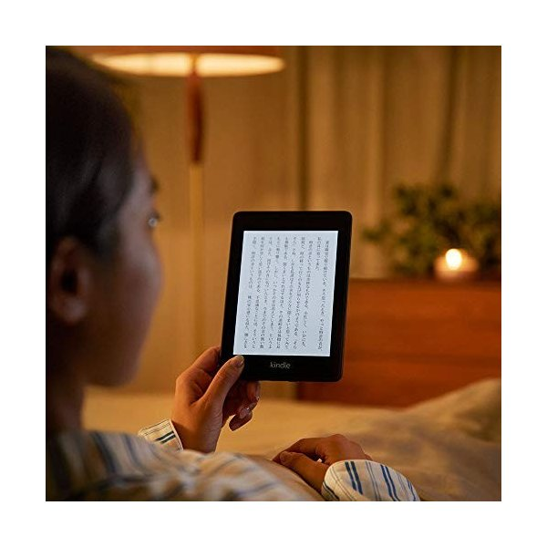 Kindle Paperwhite 防水機能搭載 Wi-Fi 8GB 広告つき 電子書籍リーダー lectia 06