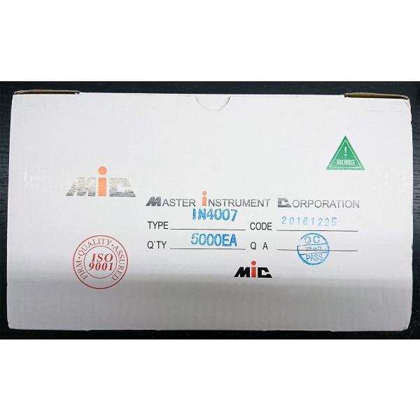 汎用整流用ダイオード 逆流防止ダイオード 1N4007 1A 1000V 1kV|ledg|04
