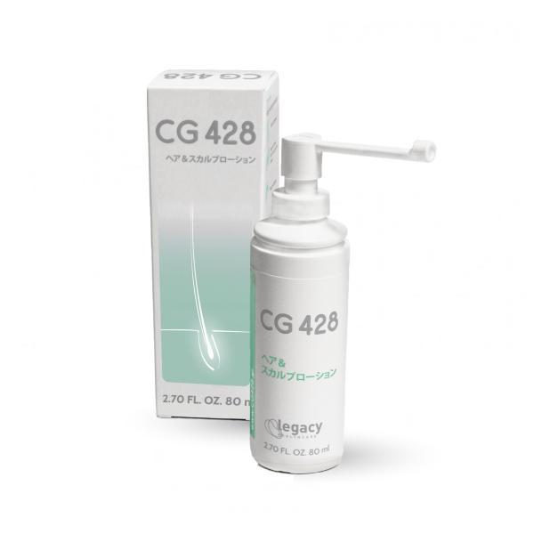 CG428 ヘア&スカルプローション|legacyhealthcare