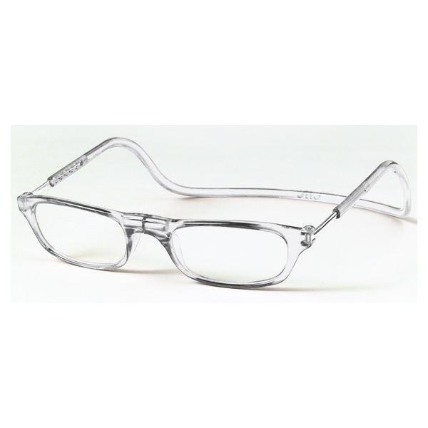 老眼鏡 クリックリーダー クリア (CL)