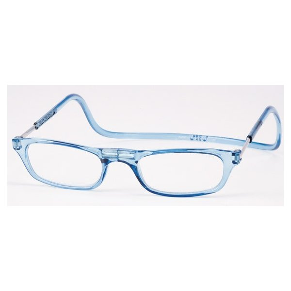 老眼鏡 クリックリーダー ターコイズ (TQ)