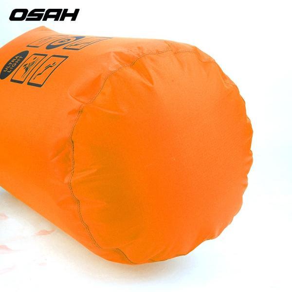 防水スタッフバッグ ドライパック IPX4級 送料無料 OSAH/OS-P14404|leospo|03