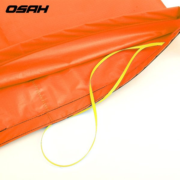 防水スタッフバッグ ドライパック IPX4級 送料無料 OSAH/OS-P14404|leospo|04