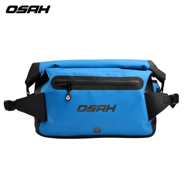 完全防水(IPX6)ウエストポーチ ヒップバッグ 防水 送料無料 OSAH / OS-Y14605|leospo