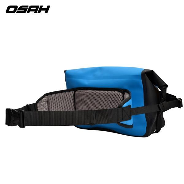 完全防水(IPX6)ウエストポーチ ヒップバッグ 防水 送料無料 OSAH / OS-Y14605|leospo|03