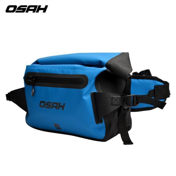 完全防水(IPX6)ウエストポーチ ヒップバッグ 防水 送料無料 OSAH / OS-Y14605|leospo|04