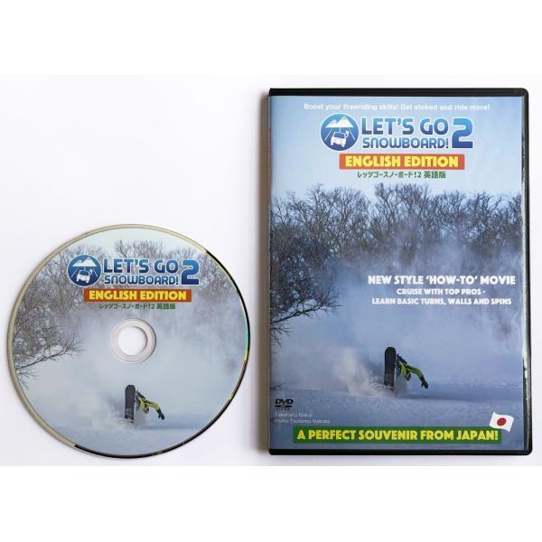 LET'S GO SNOWBOARD!2 ENGLISH EDITION|letsgosnowboard