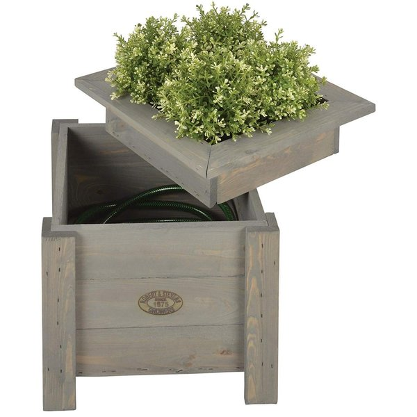 Esschert Design Planter on Wheels S