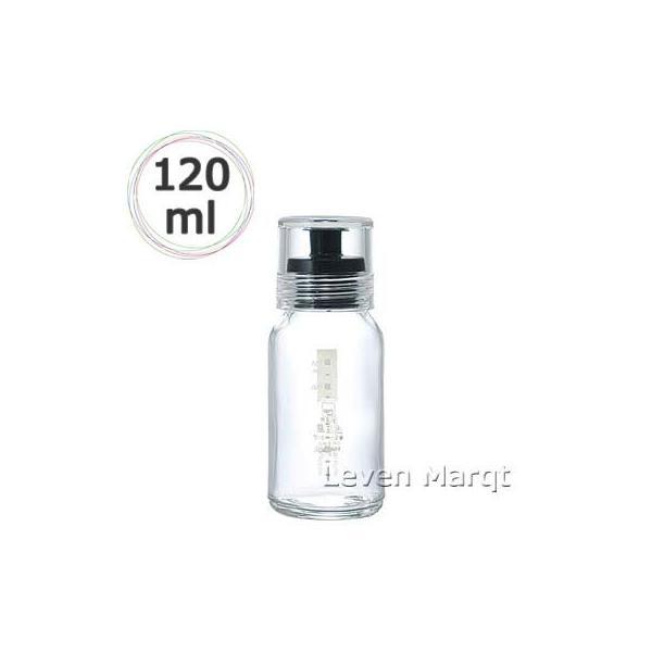 ハリオ HARIO密閉 ドレッシングボトル 120ml 耐熱ガラス/ドレッシング/ソース