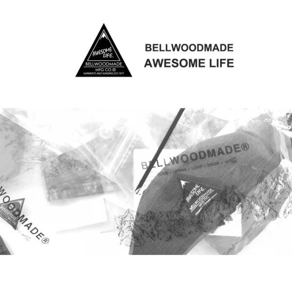 BELLWOODMADE AWESOME LIFE GAS_250 GasCostume ガスカバー OD缶 カバー カートリッジプロテクター CASE キャンプ用品 アウトドア|lfs|02