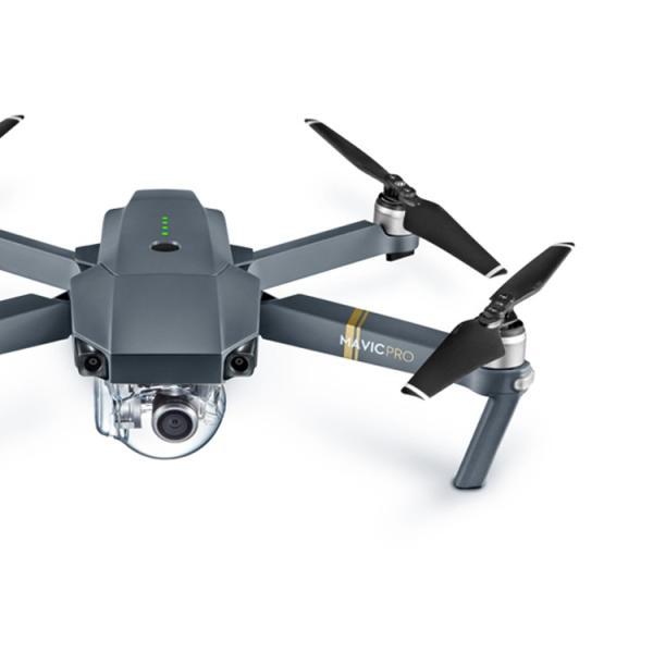 MAVIC PRO ドローン マビック プロ DJI 4K P4 4km対応 スマホ操作 ドローンレース 小型 カメラ ビデオ 空撮 アプリ ActiveTrack 障害物自動回避 ポケットサイズ|lfs|02