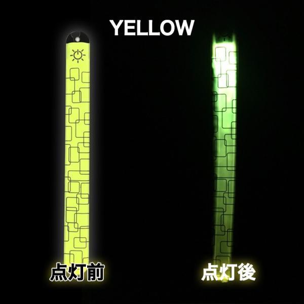 LED Wristband ぱっちんバンド パッチンバンド ランニンググッズ ナイトラン マラソン ジョギング バンド アームバンド リストバンド 光るバンド スポーツ|lfs|15